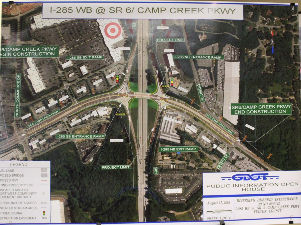 Camp Creek DDI aerial view 01