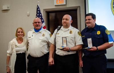 Fire Fighters of the Year