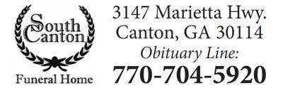 South Canton Funeral Home, Canton