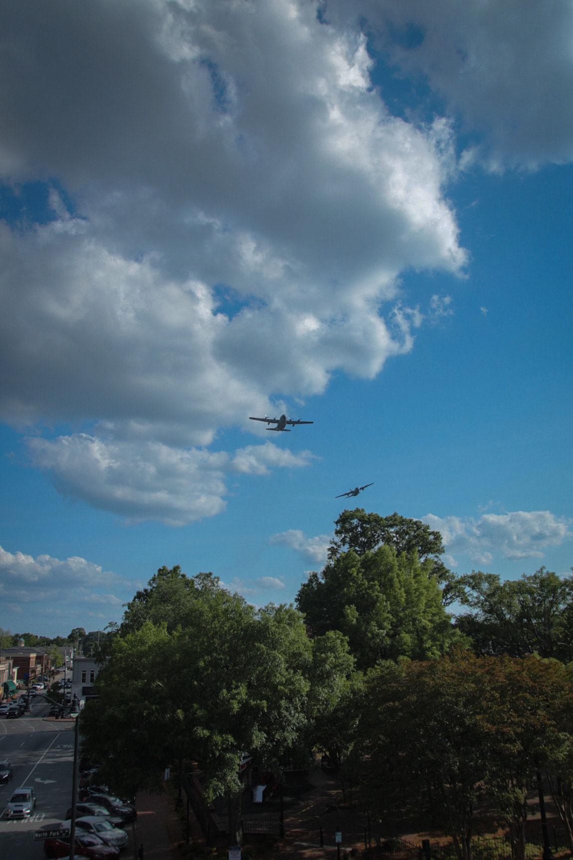 Dobbins Flyover 5