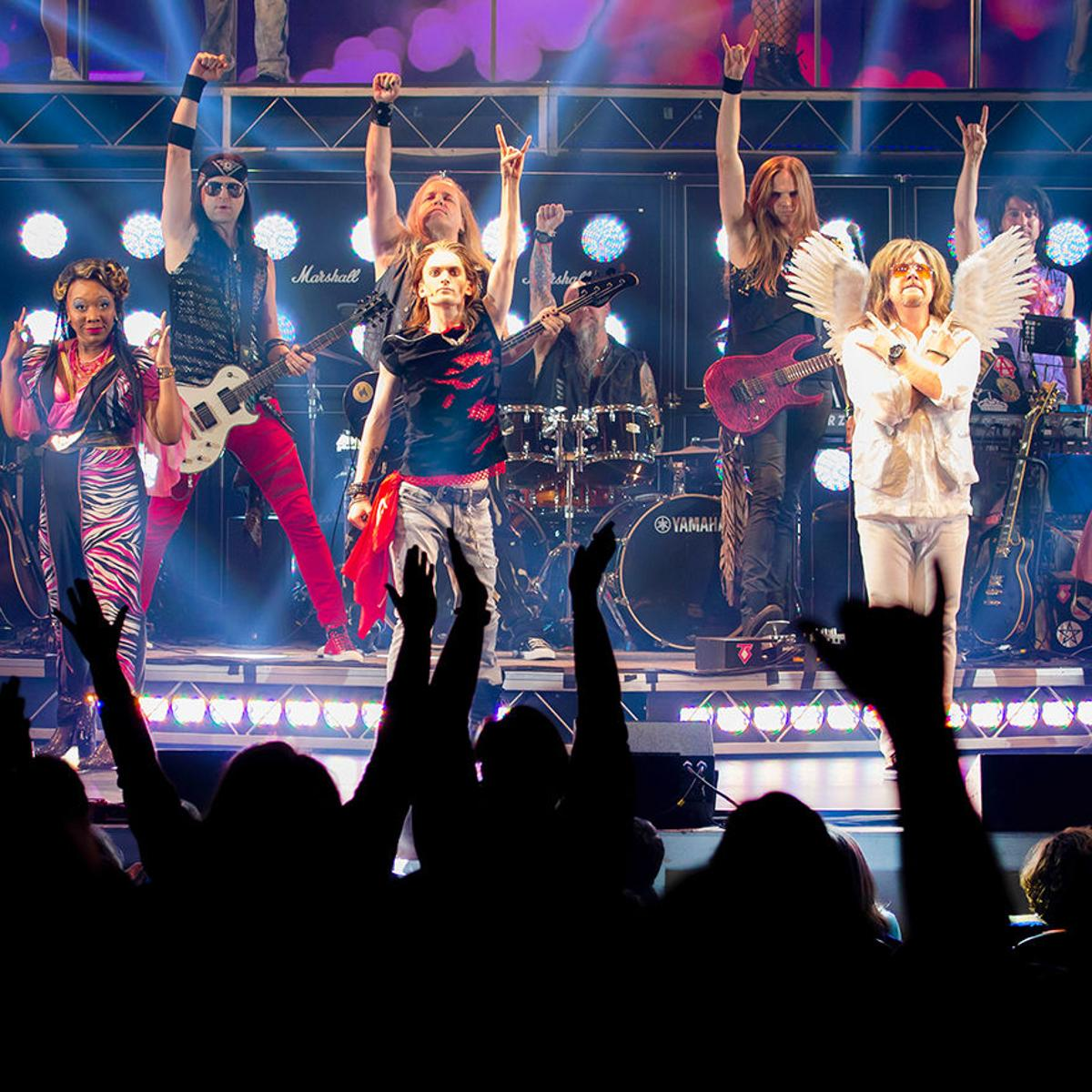 Rock of Ages' bringing '80s hits, style to Atlanta's Fox