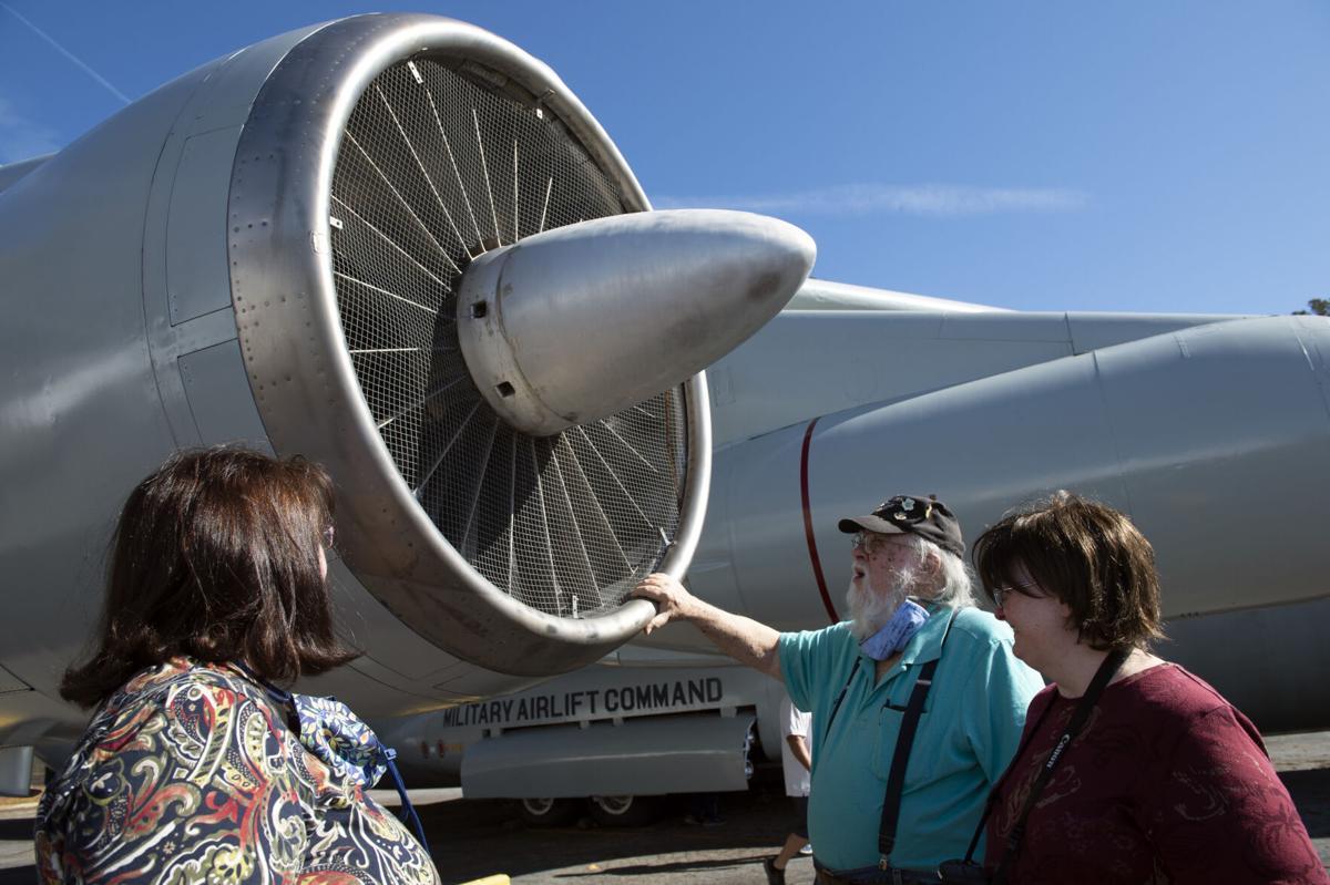 Original StarLifter Restored at Aviation Museum