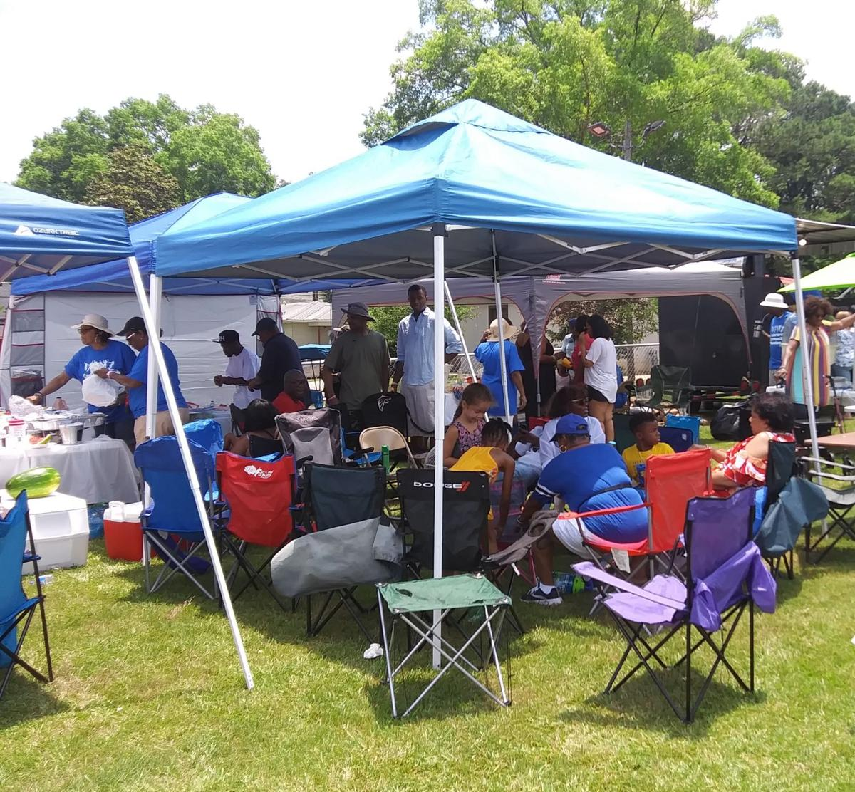 2nd Annual Community Reunion at Turner Street Park