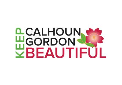 Keep Calhoun Gordon Beautiful KCGB Logo
