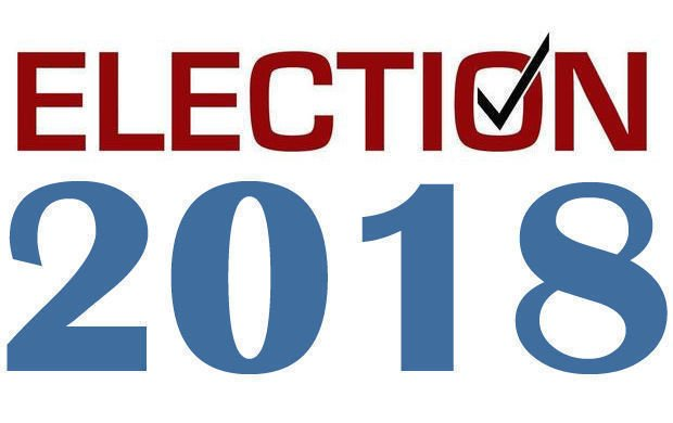 Election 2018 graphic