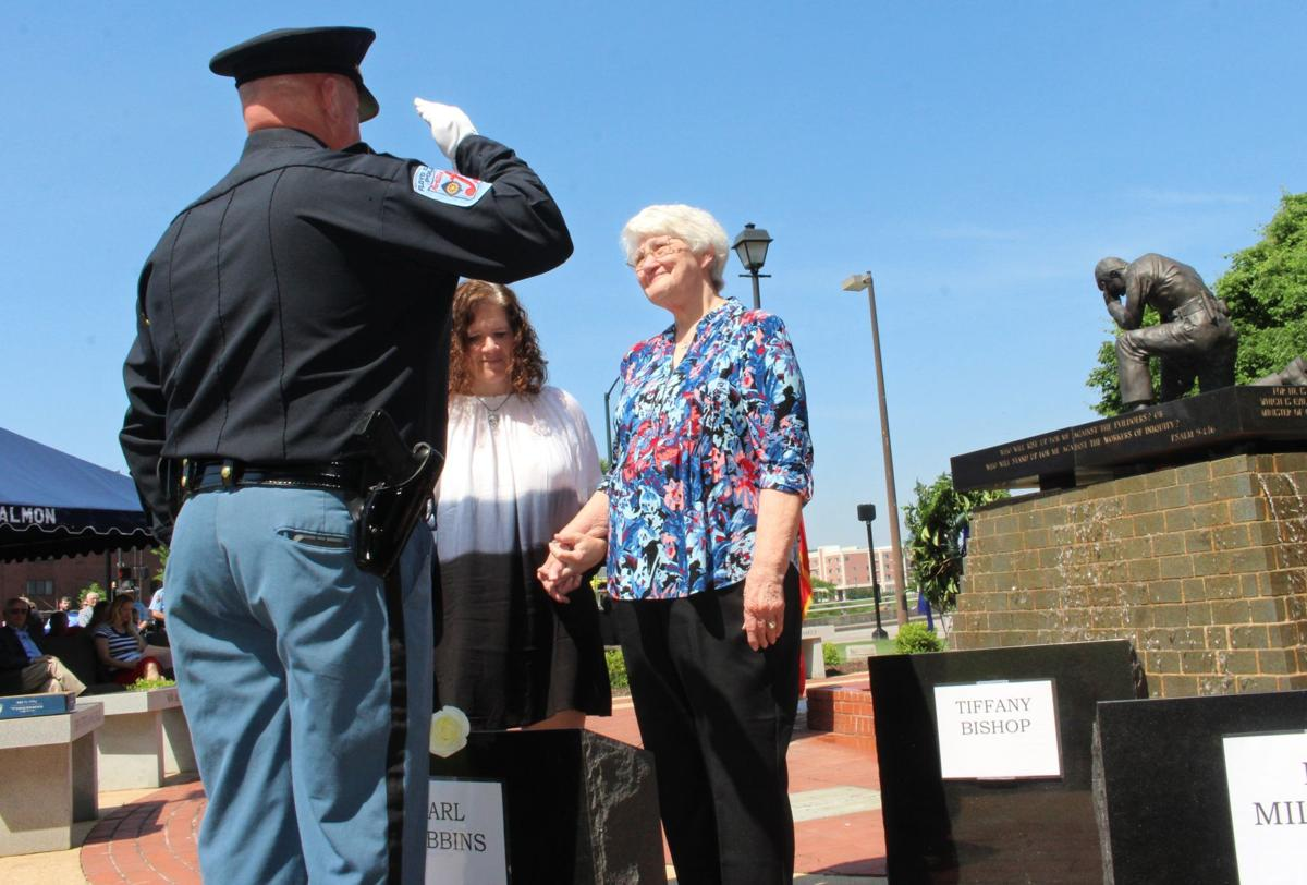 2019 Peace Officers Memorial Service