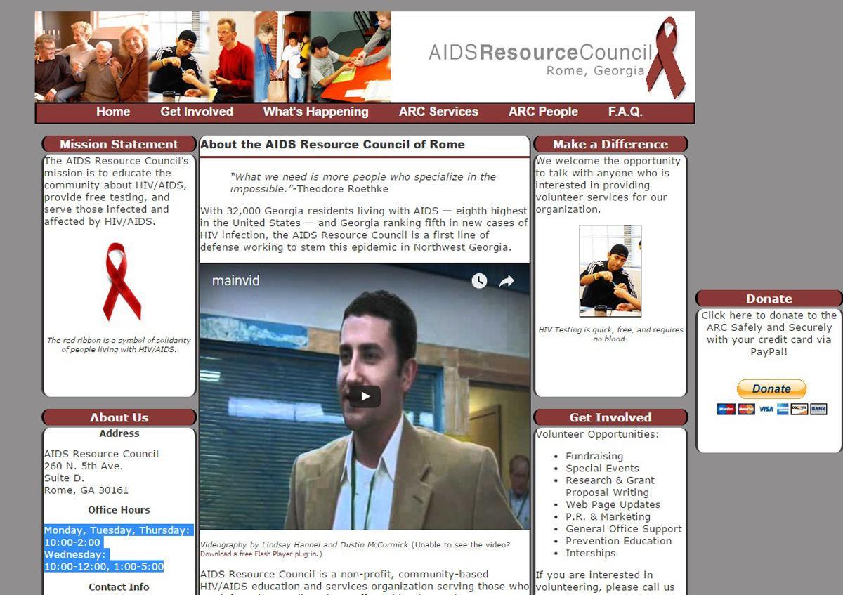 AIDS Resource Council