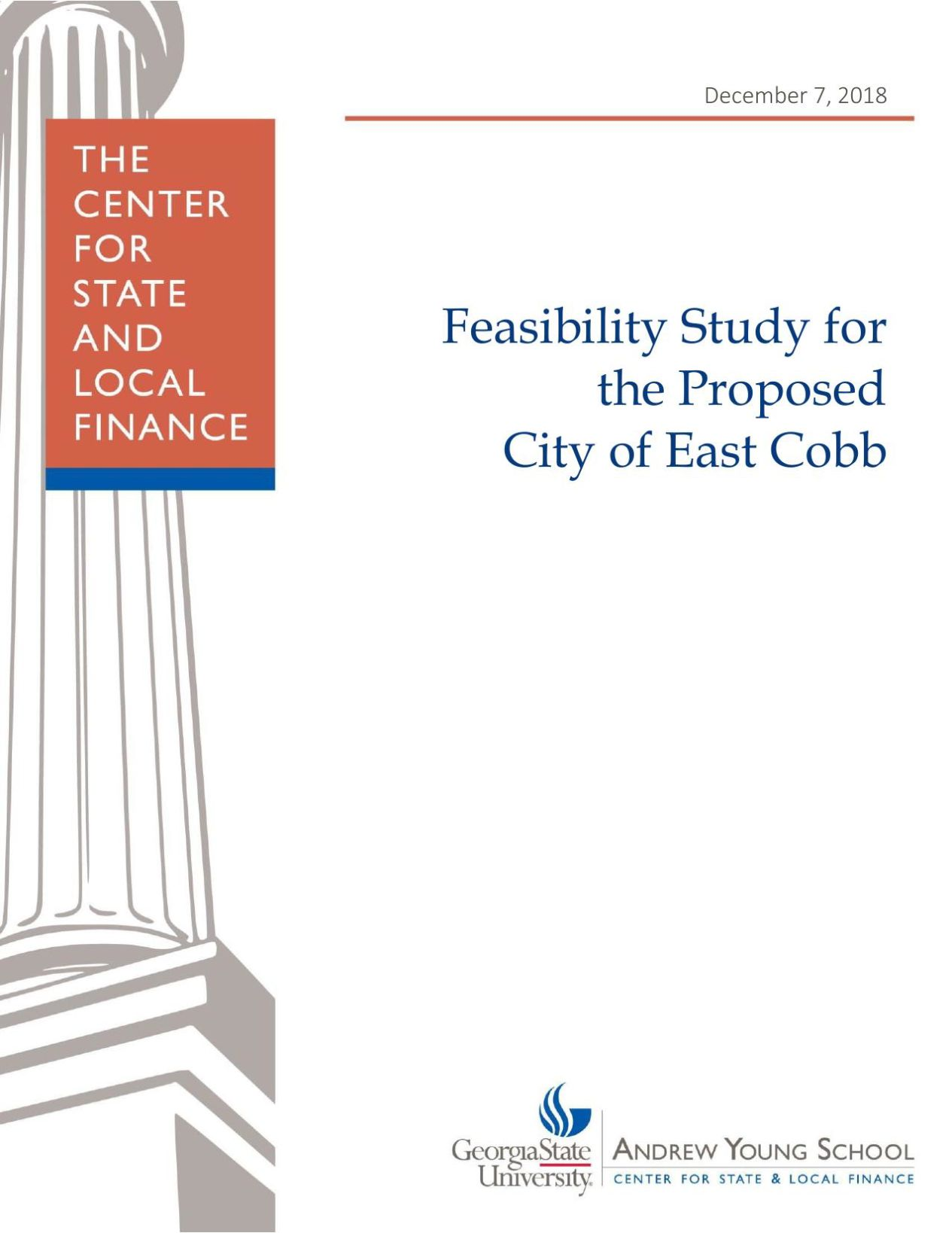 East Cobb feasibility study