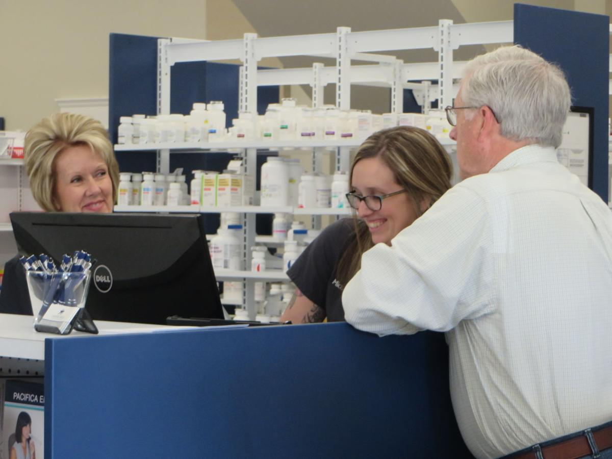 Chickamauga welcomes Cannon Drugs   Georgia News   mdjonline com