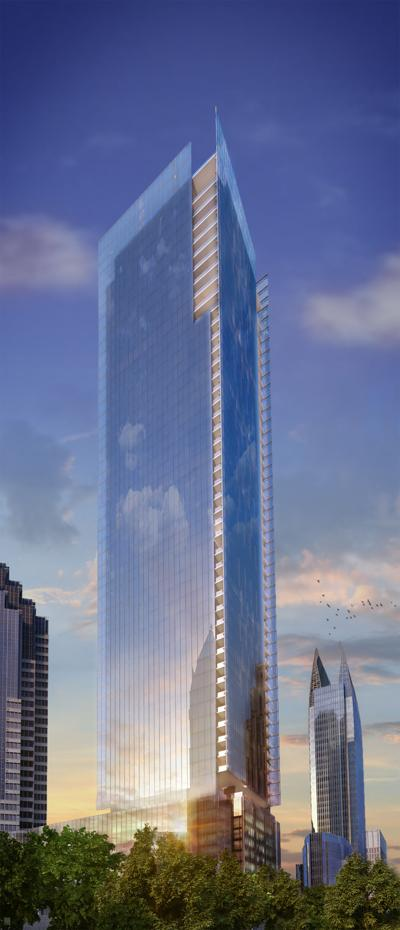 No. 2 Opus Place new rendering