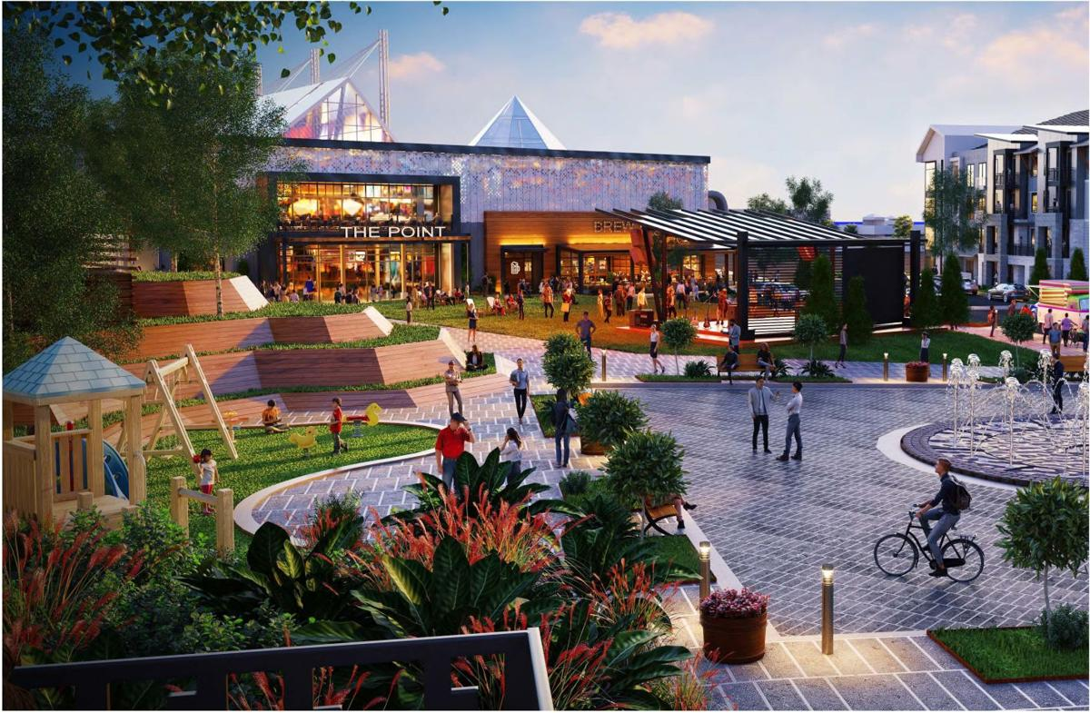 Alpharetta moving forward with North Point Mall