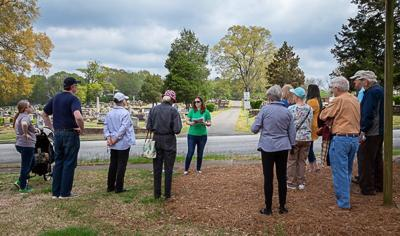 PCHS Cemetery Tours 2019