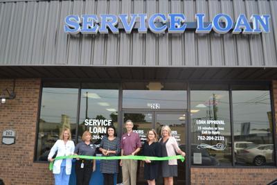 Service Loan Calhoun