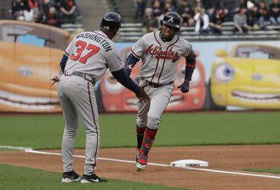 Braves Giants Baseball