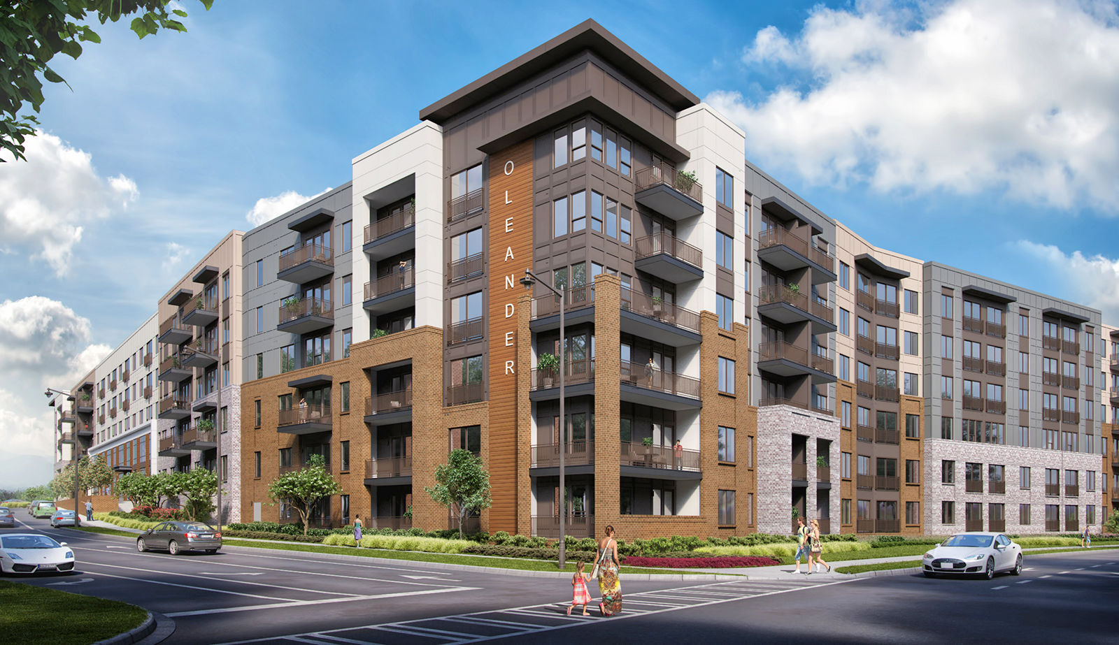 Oleander Apartments Coming To Brookhaven
