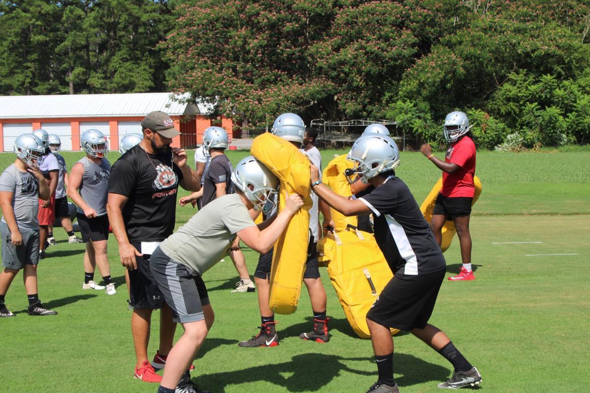 Cedartown football 2019