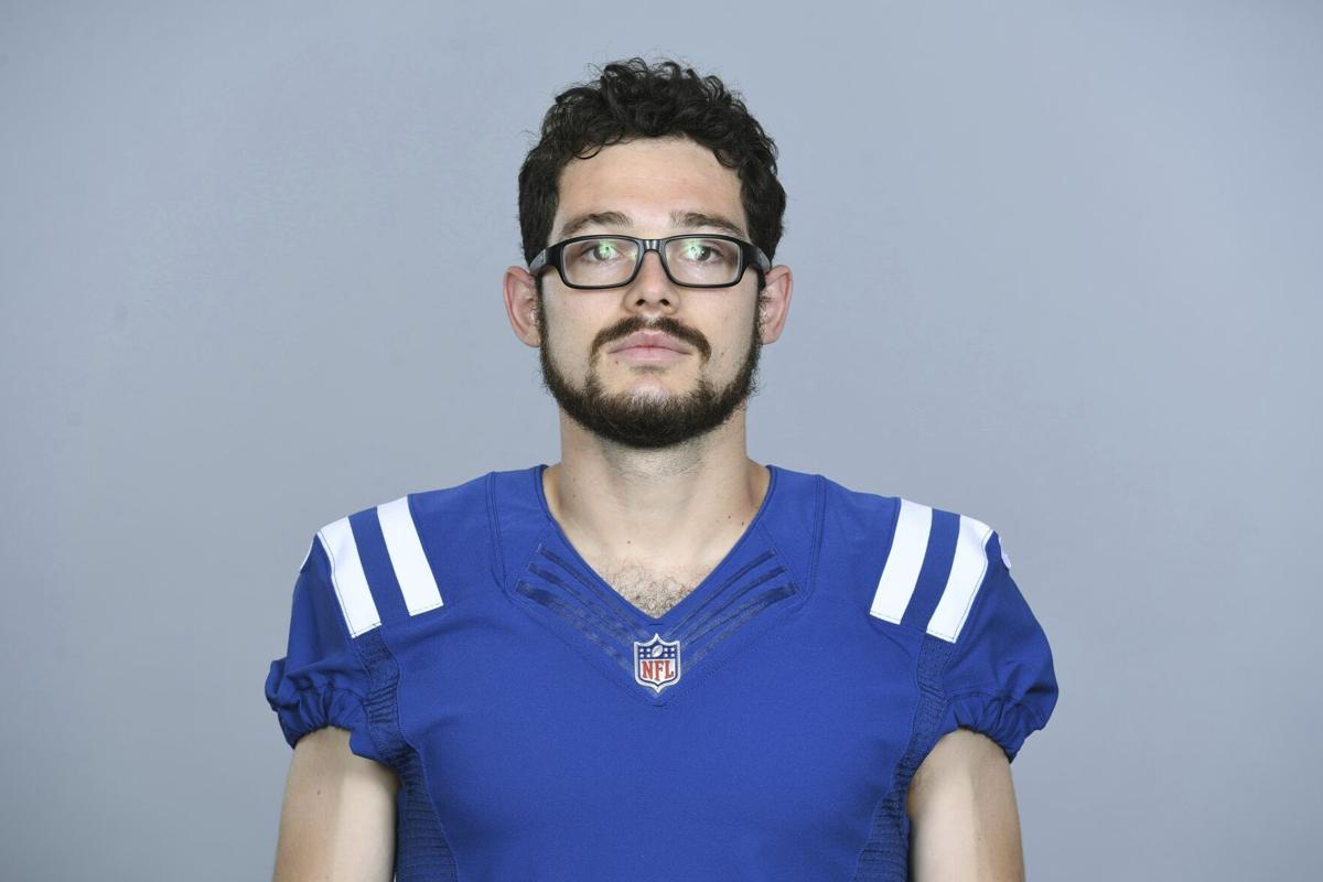 Indianapolis Colts 2020 Football Headshots Mdjonline Com
