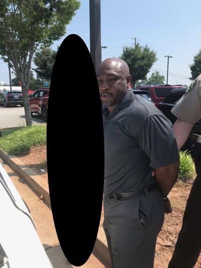 Christopher Bussey arrest