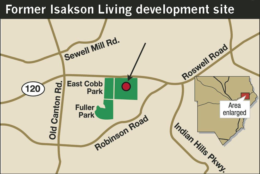 Former Isakson Living development