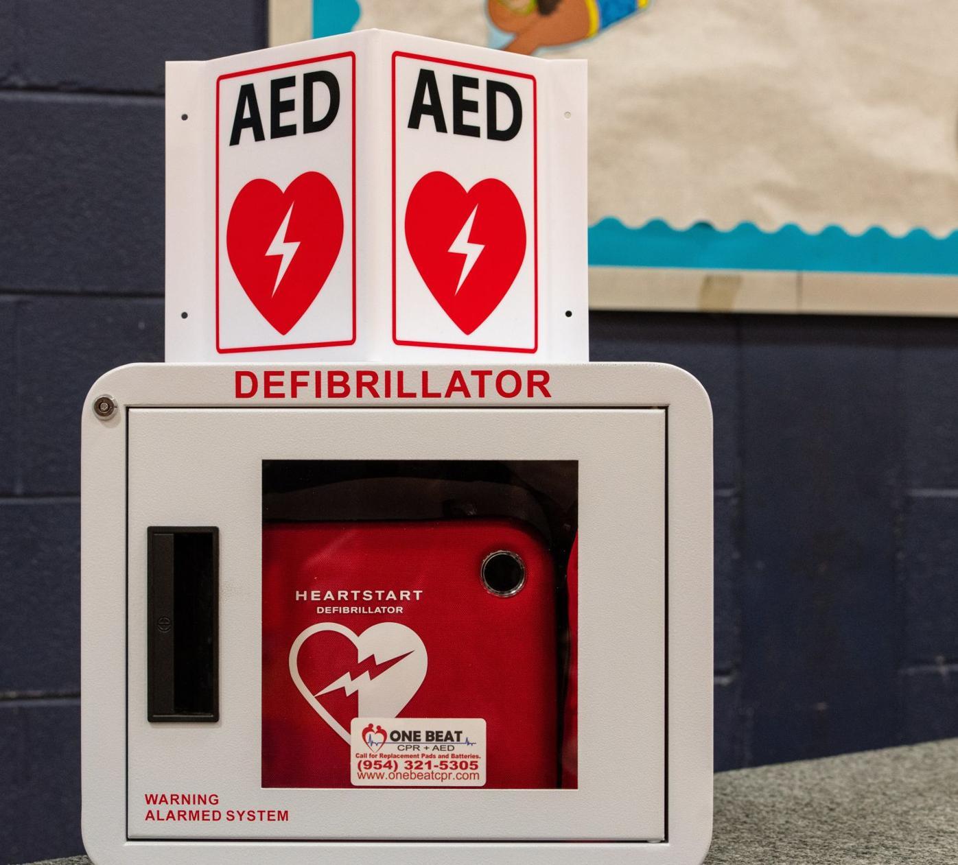 Douglas County schools AED