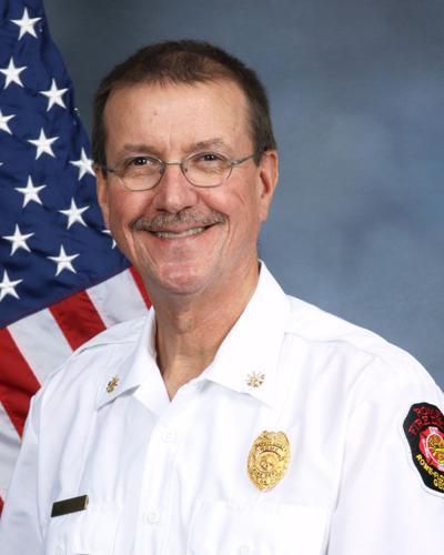 Rome Deputy Fire Chief Curt Pierson