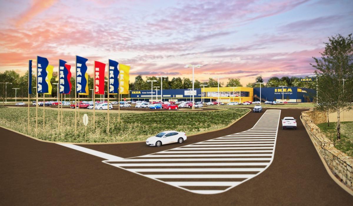 Mystery tenant for franklin gateway property revealed for Ikea customer service atlanta