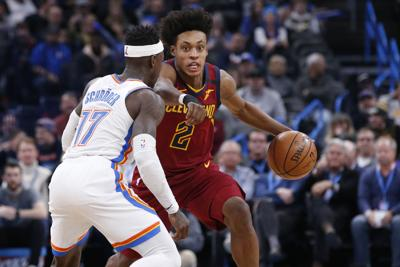 Cavaliers Thunder Basketball