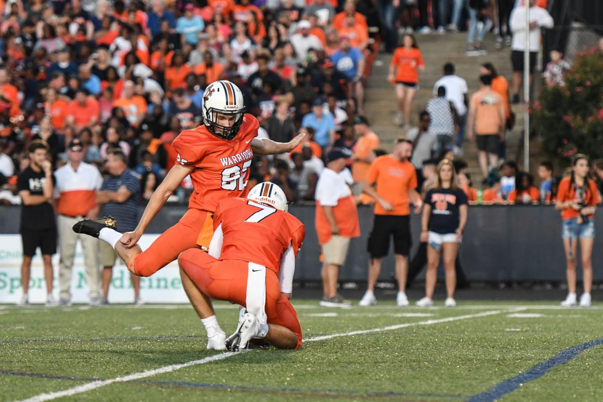 North Cobb's Big Plays Too Much For Etowah