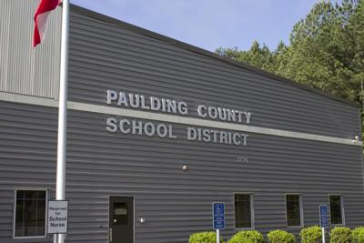 Paulding school board building