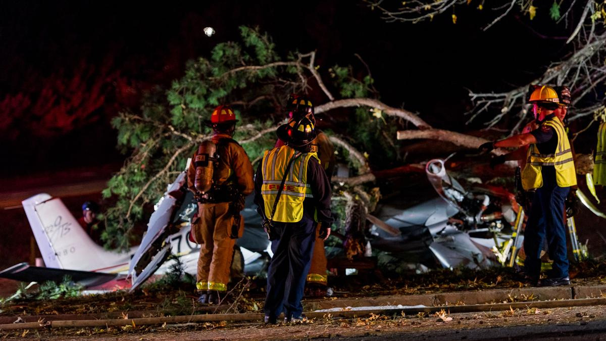 Kennesaw State University >> Update Two Survive Plane Crash On Kennesaw State University