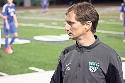 Longtime Harrison boys soccer coach begins double duty as