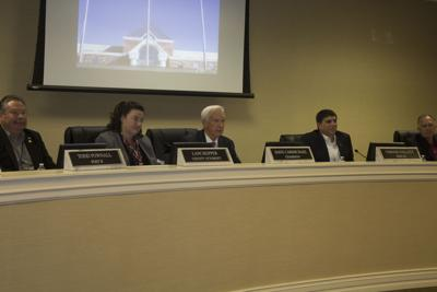 Paulding commission names first chairman pro-tem in decade