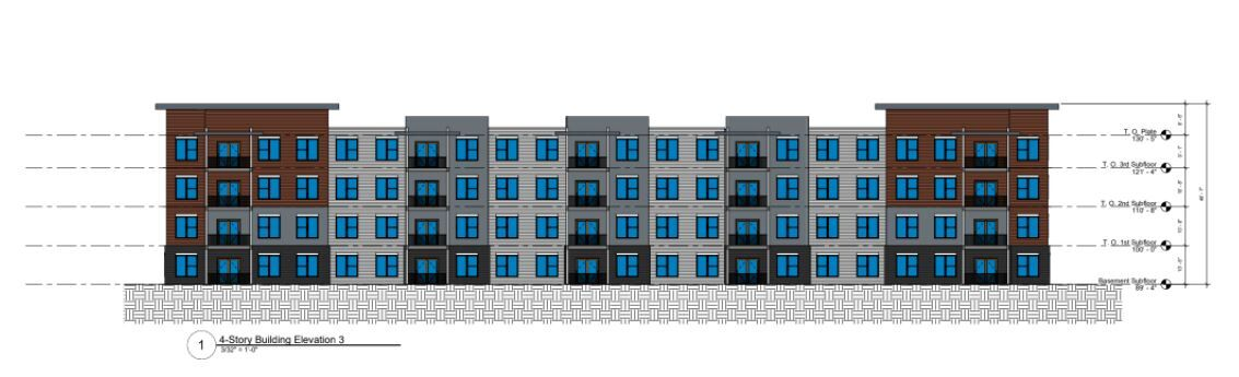 Campus Realty 4-story elevation.JPG