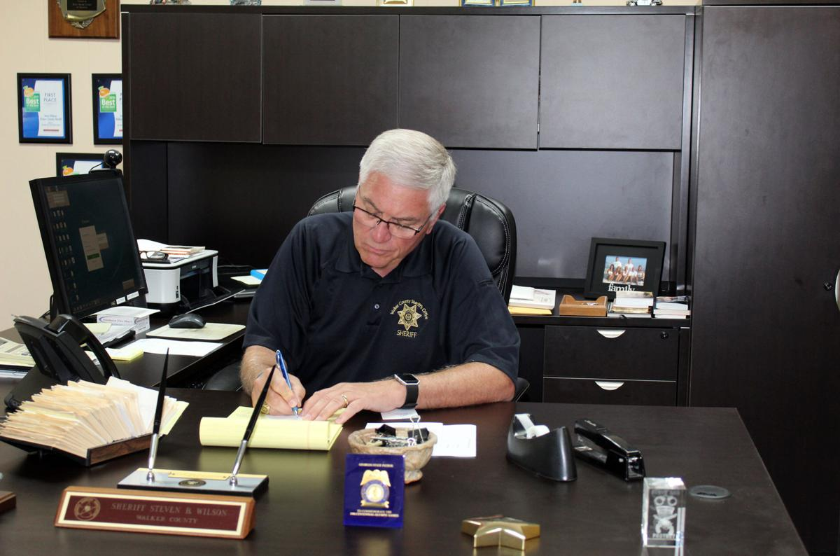 Q&A with Walker County Sheriff Steve Wilson: Burdens