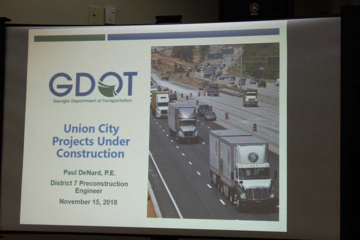 GDOT: Union City in line for road relief, more safety | News