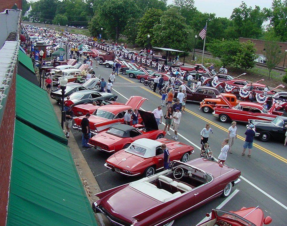 Acworth Classic Car Cruise Rolls In Saturday Lifestyle Mdjonlinecom - Classic car cruise