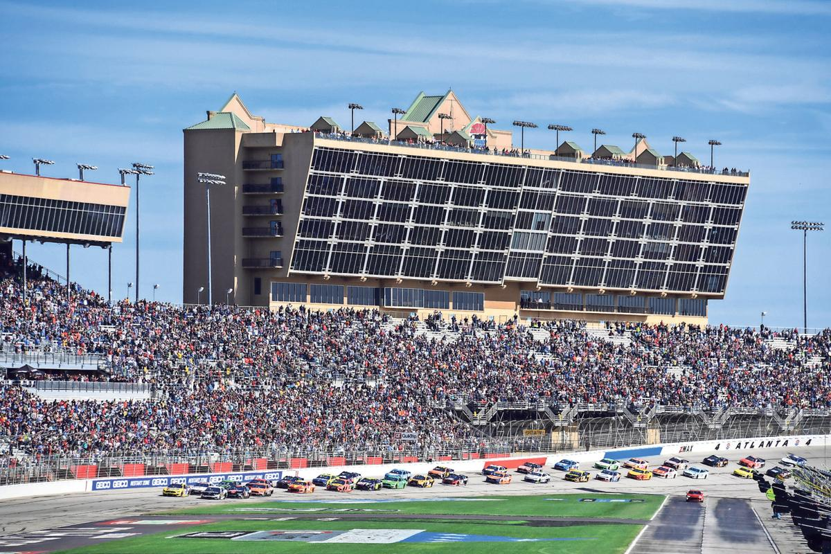 NASCAR date shifting to March in 2020