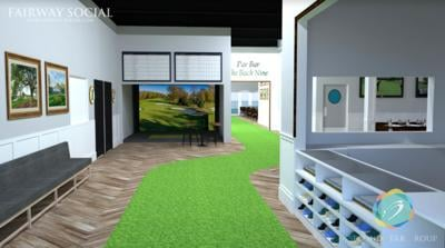 Fairway Social Rendering