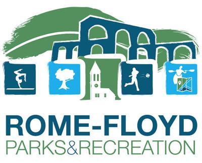 Rome-Floyd Parks and Recreation logo