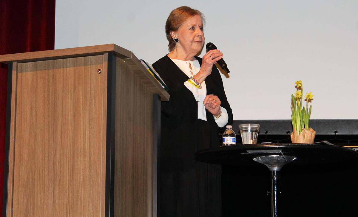 013019_MNS_Holocaust_event_001 Marion Blumenthal Lazan