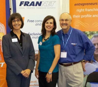 FranNet Team Juliet Denise Leslie Kuban Phil Kuban