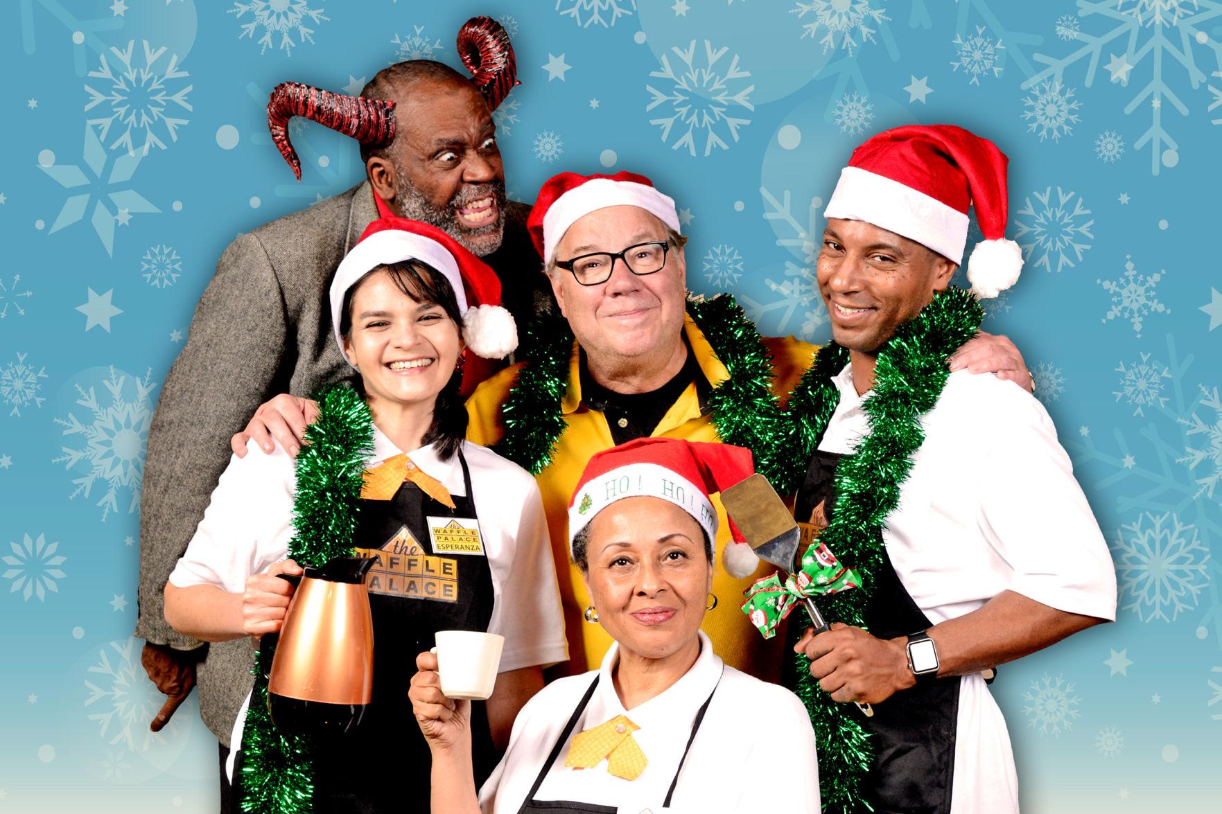 U0027Waffle Palace Christmasu0027 Bringing Holiday Hilarity To Horizon