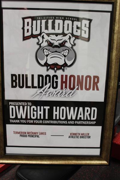 Dwight Howard award