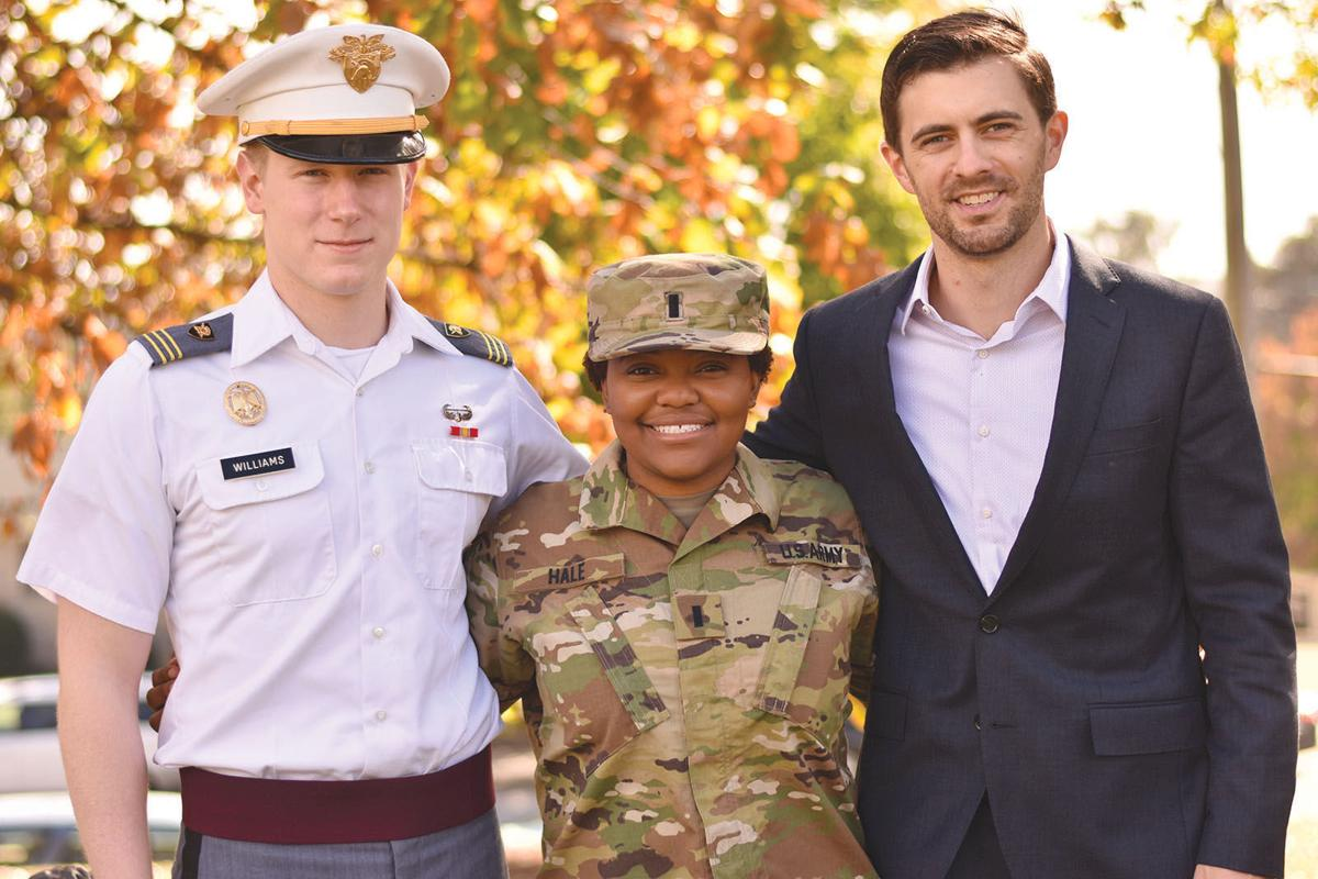 Galloway celebrates Veterans Day