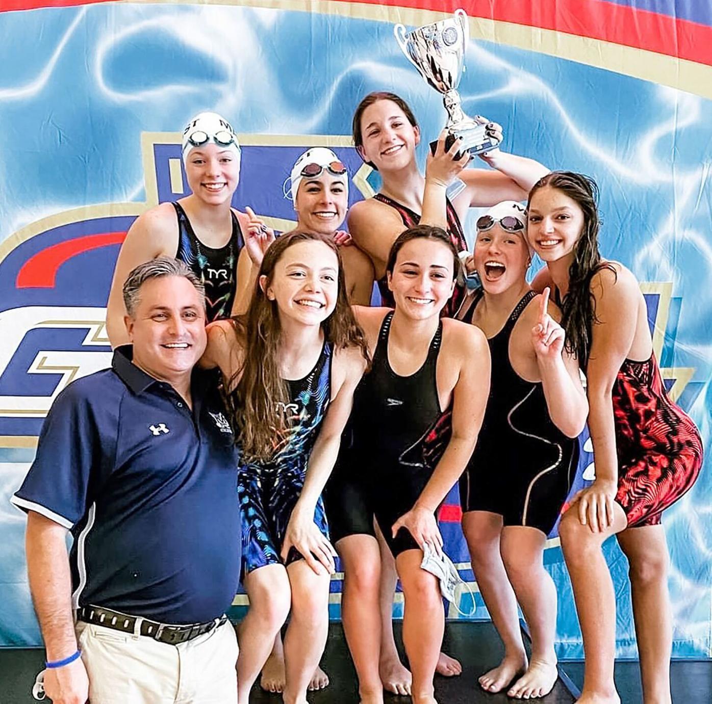 021721_MNS_Nside_swimming_002 Marist girls' team group