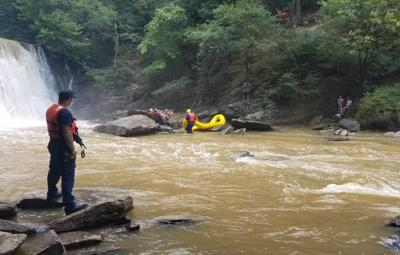 Roswell Fire Department rescues child