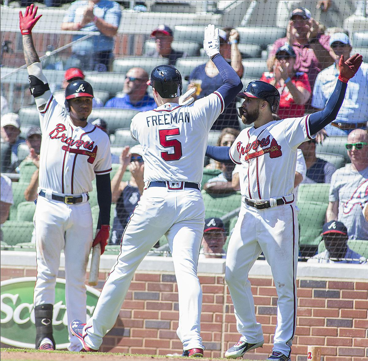 what is the atlanta braves magic number news