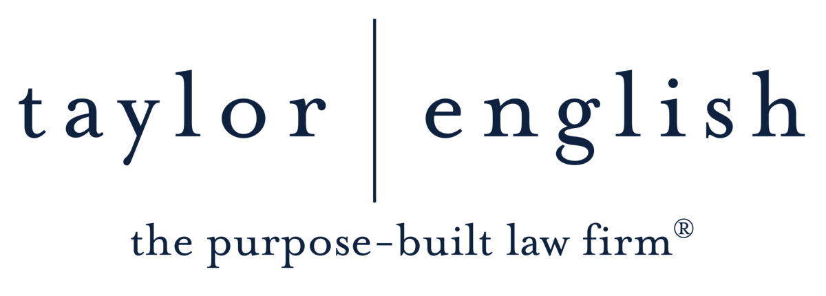 Taylor English (NEW) Logo