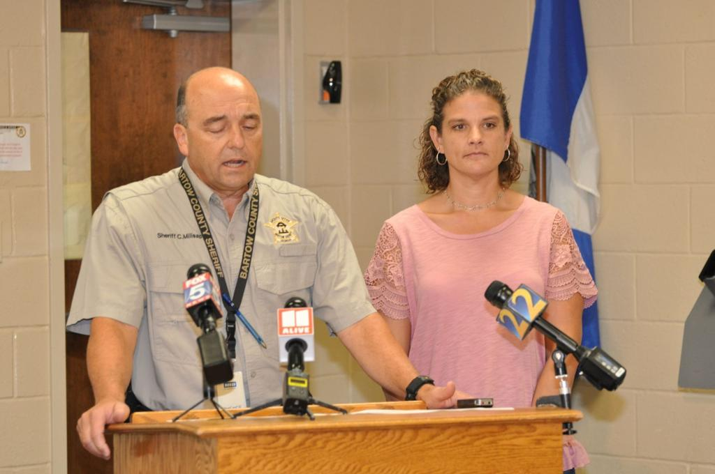 Bartow sheriff highlighting dangers of ignoring bus signals