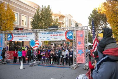 Women's Half Marathon and 5k